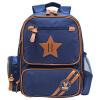 Дисней (Disney) школьные мальчики и девочки, детская школьных сумки Микки отдыха мешки большая емкость темно-синий DB96150A