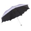 Jingdong [супермаркет] рай зонтик UPF50 + Чуньхуа толстый пластик цвет волны края шелка мешок карандаша зонтик сложенный зонтик желто-зеленый 30066ELCJ upf50 rashguard bodyboard al004