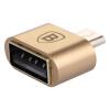 OTG переходник Micro USB/USB Baseus кабель otg micro usb brosco otg usb micro usb белый