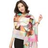 Shanghai Story (история SHANGHAI) Правописание Life # 2 шерсть шарфы г-жа осень и зима теплая шаль цена и фото