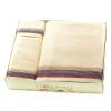 Джин и домашний текстиль полотенца складывает полотенца из трех частей подарочной коробке (квадрат 1 полотенце 1 банное полотенце 1) коробка подарка голубой JH11-03WFB полотенца банные pastel полотенце банное сакура