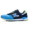 (XTEP) мужская повседневная обувь мода доска обувь мода мужская спортивная обувь мужская обувь повседневная обувь 985319325193 синяя зелёная 45 ярдов мужская обувь
