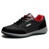 Playboy (Плейбой) DA55083 спорта на открытом воздухе и досуг одежда мужская обувь амортизирующие обувь мужская мода осень дикие черные туфли 44 ярдов мужская одежда для спорта