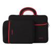 Moqi Si (Mokis) -15.6 15,4 дюймов компьютер сумка-дюймовый Apple, ноутбук Lenovo Asus Dell ноутбук сумка бизнес сумка случайные сумки коричневый бизнес MKDNB020-б