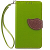 Зеленый дизайн Кожа PU откидная крышка бумажника карты держатель чехол для Samsung Galaxy Note 3/N9006 зеленый одуванчик дизайн кожа pu откидная крышка бумажника карты держатель чехол для samsung galaxy core prime g360