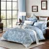 MERCURY  постельные принадлежности набор 4 штуки простыня с набивной чехол на одеяло 100% хлопок tannoy mercury 7 4