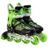 Cougar (COUGAR) Коньки роликовые коньки регулируемые детские роликовые ботинки для мужчин и женщин, обувь MZS835L-12 Lightning код розовый S роликовые коньки tempish mondial