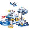 Banbao Конструктор мелких деталей детская игрушка Карнавальная вечеринка конструктор солнышко 40 деталей