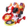 Взрыв Ауди быстрый игрушечный автомобиль. автомобиль б у в саратове ауди