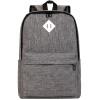 Ванкувер (F4Y) JS2822 мужчин и женщин рюкзак случайные дорожная сумка Корейские студенты сумка большая вместимость серый