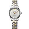 Россини (Rossini) Женские часы стали вольфрама Квартиры любителей золотые часы двойной календарь Ши Ин смотреть 514574W01A