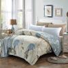 Итальянский Seoul Man Одеяло хлопок одеяло одинокий одеяло постельные принадлежности Homecoming 160 * 210см