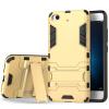 KOOLIFE проса 5S телефон оболочки защитный рукав популярные бренды популярные бренды стоят с подставкой подходящей для проса 5S Броня серии - Тиран золото