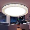 Matsushita (Panasonic) LED потолок гостиной спальни лампы затемнение три секции первичного и вторичного освещение света Wyatt цветок HHLA3141 39W led телевизор panasonic tx 43dr300zz