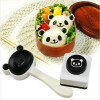 MyMei 2016 New Hot Rice Ball Molds DIY Cartoon Panda Shape Sushi Maker Mould Seaweed Cutter Rice Ball Kitchen Mold Tools innovative owl shape silicone egg frying mould frying pancake mold breakfast mould creative kitchen supplies for diy present