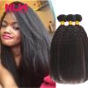 Kinky Straight Hair Drop Shipping 8A Grade Brazilian Kinky Straight Virgin Hair Weave 3 Bundle Deals Remy Human Hair Bundles long kinky straight virgin brazilian