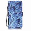 Blue Dazzle Дизайн PU кожа флип Обложка Кошелек для карты памяти чехол для ASUS Zenfone 3/ZS570KL смартфон asus zenfone 3 deluxe zs570kl 64gb gold 2g008ru
