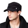 [Супермаркет] Джингдонг Кармон (KENMONT) км 2121 весной и осенью шляпа мужской открытый крышка плоская крышка весной и летом шляпа мужской моды черный колпачок битую ниву 2121 б у в беларуси