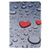 Сердце образный водослива Стиль Тиснение Классический откидная крышка с подставкой Функция и слот кредитной карты для iPad Mini 4 соединитель x образный lightstar barra 504146