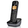 Gigaset оригинальный телефон марки Siemens A190L цифровой беспроводной телефон автономный китайский показывает двойной громкой экран с подсветкой домашний офис машины подмашины (межзвездный черный)