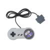 NEW 16-разрядный контроллер для управления Pad консоли SNES Система Super Nintendo 50pcs new for snes controller extension cable for super nintendo for fami com consoles 6ft