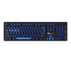 AKKO AKS EDG Пространственно-временная механическая клавиатура 104-кнопочный черный синий черный для школы нужна временная или постоянная регистрация