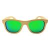 Винтажный Мужчин Женщин Бамбука Солнцезащитные Очки Поляризованные Очки Очки Подарок очки корригирующие grand очки готовые 3 5 g1367 c4