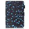 Звездное небо Дизайн PU кожа флип кошелек карты держатель чехол для SAMSUNG T560 картленд барбара звездное небо гонконга