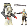 Hasbro (Hasbro) Звездные войны игрушки 3,75 дюймов старшие фигуры и куклы Mo Luofu штурмовика (известь) B7261 hasbro фигурка делюкс звездные войны в3668 b3666