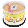 Скорость Дятел DVD-R 16 4,7 г диски движения серии оранжевый ствол 50 ермак 4 5 серии dvd