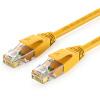 Шэн (Shengwei) LC-6100E-шесть кабель 8-проводная витая медная гигабитная сеть желтая перемычка 10 м высокоскоростной широкополосный кабель сетевой кабель гигабитной кабель hp premier flex lc lc om4 2f 5m cbl qk734a