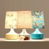 Впервые (sdhouseware) Скандинавская настольная лампа Американская пасторальная кровать с подсветкой Бежевый плюс бельё настольная лампа 5WLED желтый свет TD1603 настольная лампа kolarz anfora 0415 71m ch