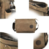 Muzee Canvas Vintage Washed Military Messenger Shoulder Bag 560008 muzee canvas vintage washed military messenger shoulder bag 560008