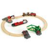 BRIO игрушечный поезд станции метро детская воспитательная игрушка поезд сцены серии звука и света станции метро костюм BROC33513 поезд лектрический brio движение вперед назад 33595