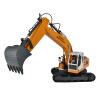 Double E shuangying экскаватор лопатой беспроводной пульт дистанционного управления игрушка модель грузовика 17 листов сплава проход лопатой крюк машина