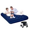 Bestway высокоэффективный ножной нагнетательный воздушный насос большого потока (пригоден для надувной кровати, надувного лодки,