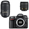 Никон (Nikon) D7100 зеркальные комплект (AF-S DX 18-200mm F / 3.5-5.6G ED VR II стабилизации объектива) free shipping new and original for niko lens af s nikkor 70 200mm f 2 8g ed vr 70 200 protector ring unit 1c999 172