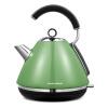 Великобритания Mount мушки (Morphyrichards) MR7456A 304 электрочайник нержавеющей стали электрический чайник Олив Грин