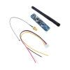 Модули Board новый беспроводной DMX512 2.4G водить свет этапа PCB с антенной