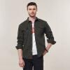 Модная повседневная мужская рубашка с длинным рукавом с длинными рукавами Летняя мужская одежда новые осенние загрузка мужская одежда и мужская одежда с длинным рукавом футболки