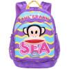 Пол Франк (Пол Франк) Детский школьный портфель женский вскользь простой розовый рюкзак школьный PKY2087B куплю камаз5511самоскид в вано франк вську