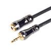 Ferguson (cabos) F02403 удлинитель для наушников 3,5 мм удлинитель для женского аудио удлинителя 3 м черный