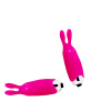 Adult MultiSpeed Rabbit Silicone Dildo Vibrator Clitoral Massager Sex Toy360329 dual motor g spot rabbit vibrator dildo for women clitoris vagina stimulator massager adult sex toys for couples