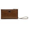 (F4Y) JS-4110 мужской кошелек ультратонкий длинный кошелек моды тенденция простой бизнес случайный многофункциональный кошелек хаки
