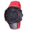 люкс марка Смотреть OHSEN Силиконовые цифровой Кварцевые часы Мужской водонепроницаемый мужские наручные часы Повседневная Наручны часы ohsen