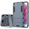 KOOLIFE vivoY55 телефон оболочки защитный рукав популярные бренды популярные бренды стоят с подставкой относится к Доспех виво серии Y55 - синий черный