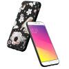 ESCASE OPPO R9s телефон оболочки мобильный телефон устанавливает OPPO OPPO R9s телефон оболочки мягкой оболочки падение сопротивления 5.5 дюймов рельефную иллюстрации любви птицы и цветы
