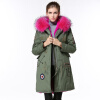 Trendy Hooded Solid Casual Women Jacket Thick Fur Full Sleece Winter Jackets Trendy Women Clothes trendy hooded solid casual women jacket thick fur full sleece winter jackets trendy women clothes