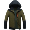 Fashion Men Clothing Trendy Thick Detachable Hooded Casual Lightweight Trip Leisure Cheap-Clothes-china