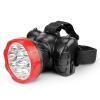 paulone зарядная головная лампочка концентрации света, головной прожектор, шахтный фонарь